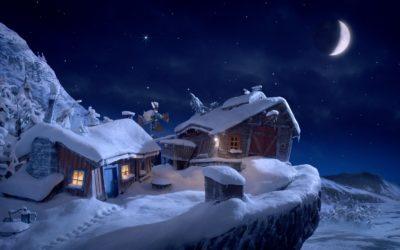 De la neige pour Noël
