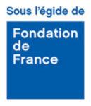 sous égide Fondation de France