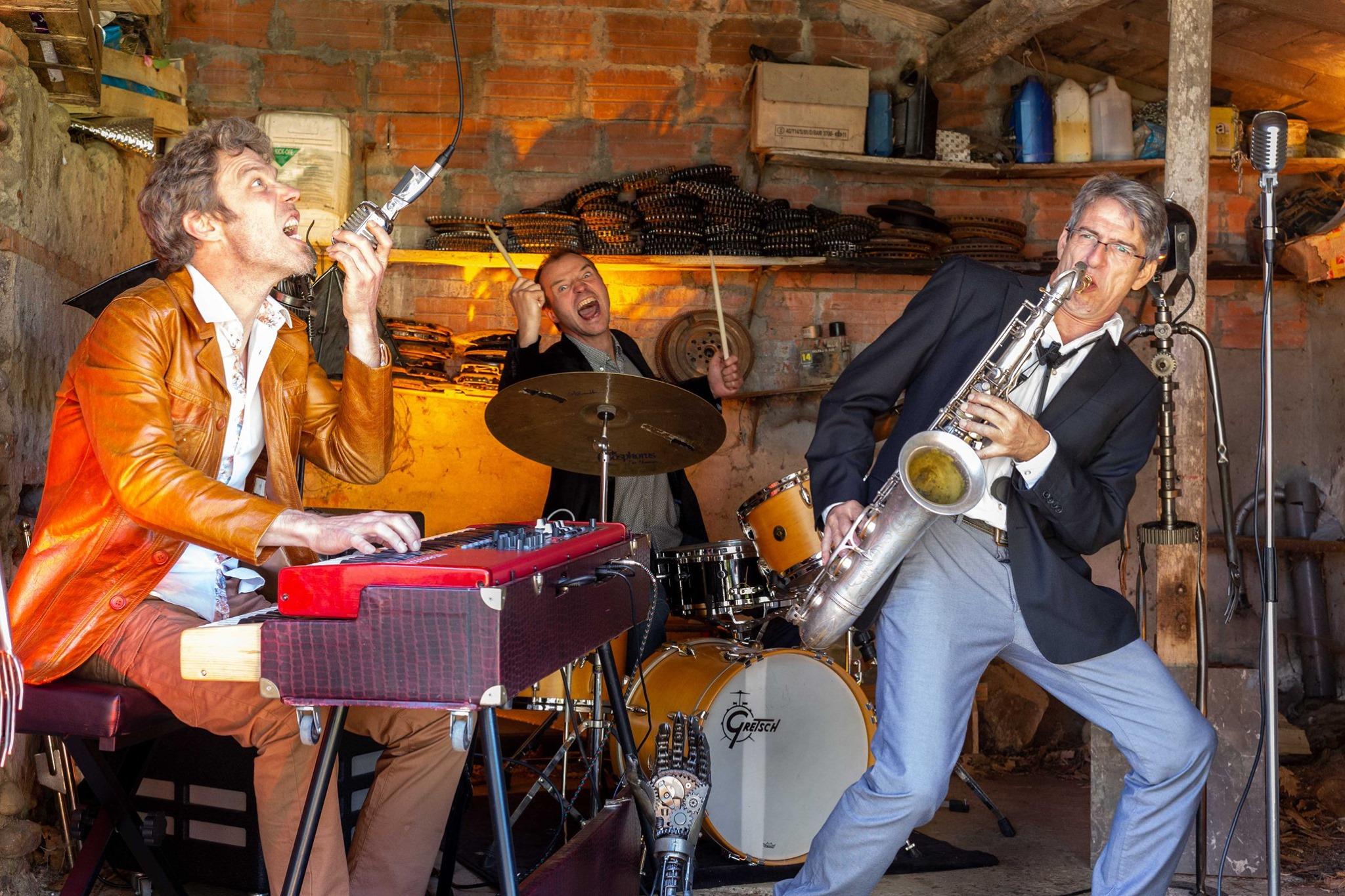 Festival Résistances Foix Apéro-Concerts Sunny Side Trio 2021