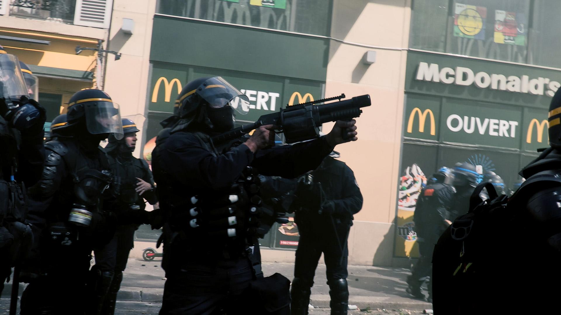 Festival Résistances David Dufresne Un Pays Qui Se Tient Sage 2021 Cinéma Militant Films Documentaire Français Violences Policières