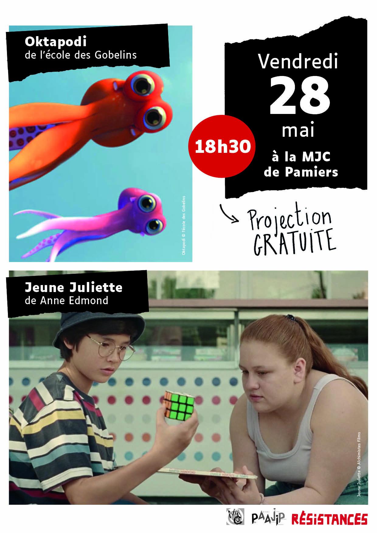 Festival Résistances Foix Ariège 2021 25e édition MJC Pamiers projection