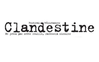 """""""Clandestine"""" 2019"""