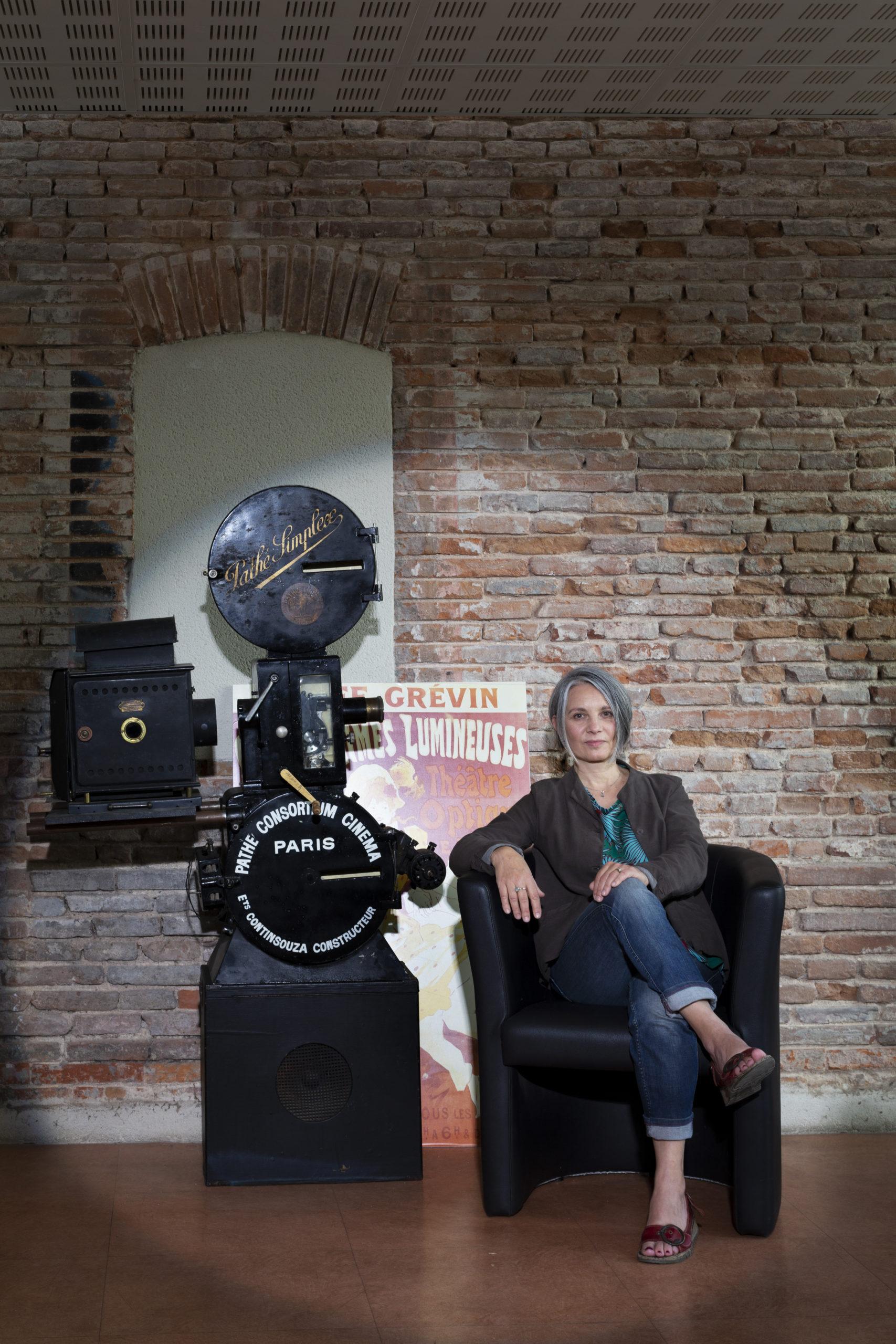 Francesca Bozzano Foix Ariège 2021 Cinémathèque de Toulouse Festival Résistances Les silences du Palais film Tunisie Moufida Tlatli