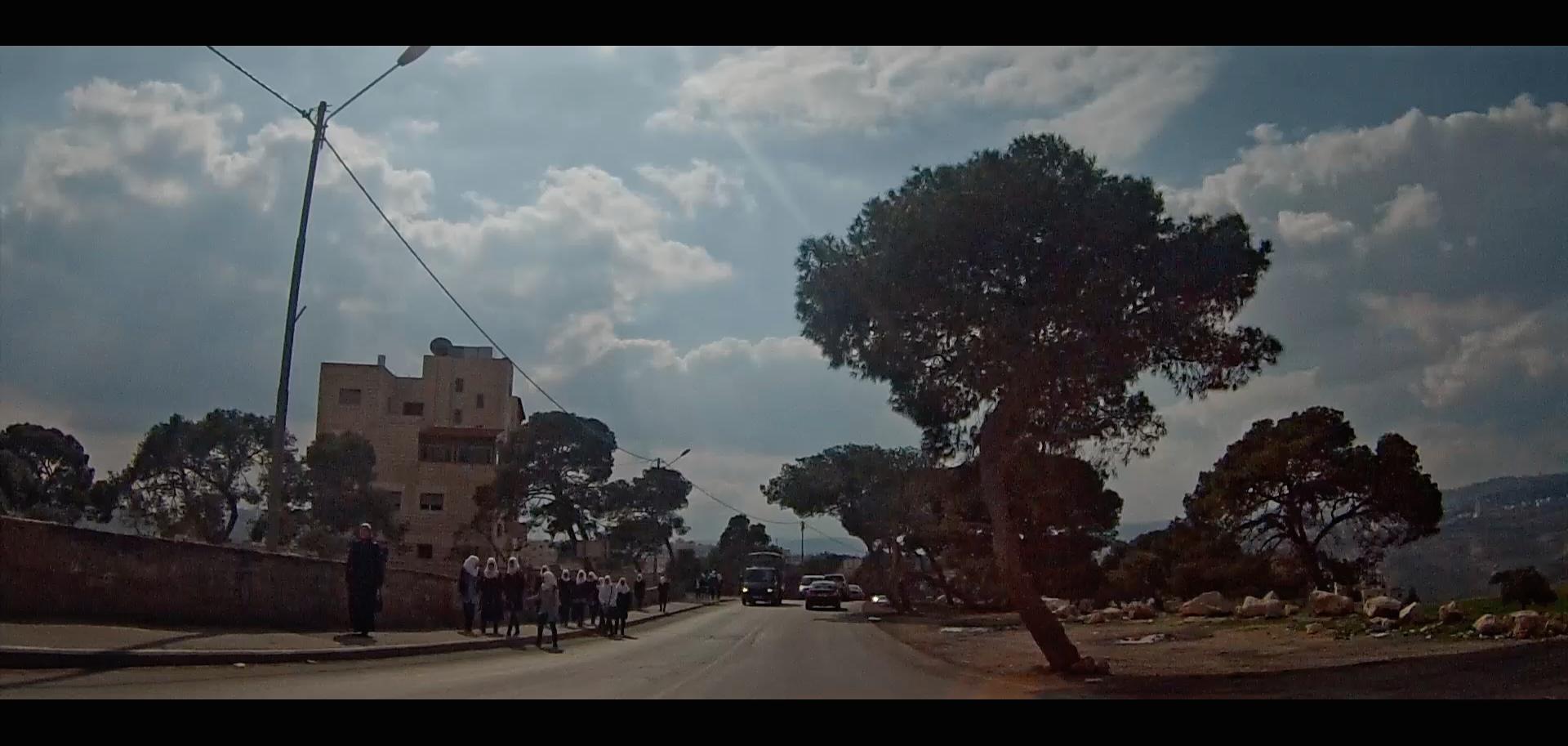 Inner Mapping Palestine thématique Festival Résistances cinéma militant Foix Ariège 2021 le privilège de la mobilité