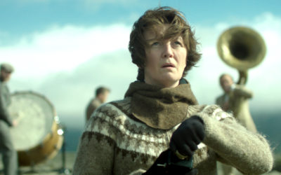 Woman at war
