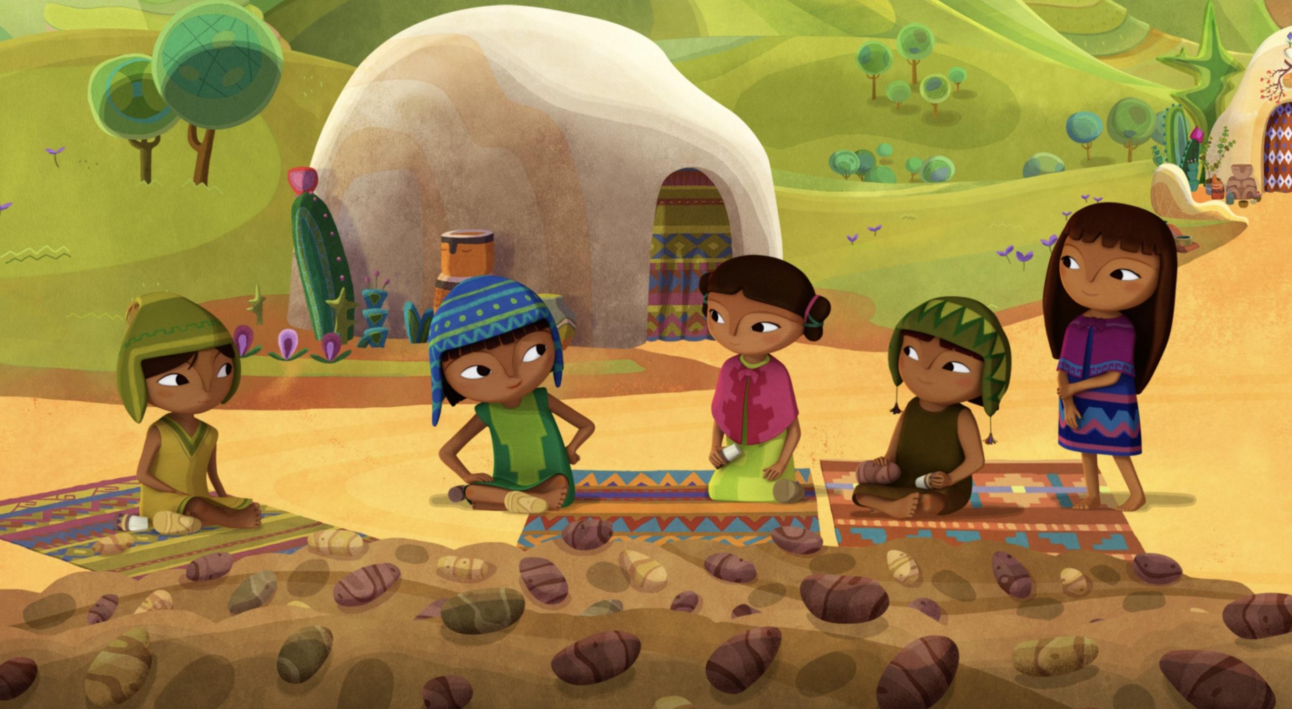 Pachamama Andes festival film animation ariège militant résistances cinéma enfant long-métrage